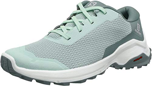 Salomon X Reveal W, Zapatillas de Senderismo Mujer, Azul (Icy Morn/Lead/Stormy Weather), 36 EU