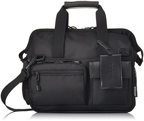 Nikon ボストンバッグ アーバンボストンバッグ M 16L ブラック UBM