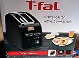 T-fal Maison 2 Slice Toaster - Black