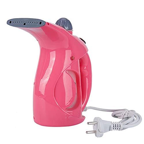 SYXZ Garment Steamer 200 ml Tragbare Kleidung Eisen Dampfer Pinsel Für Luftbefeuchter Gesichtsdampfer,Rosa