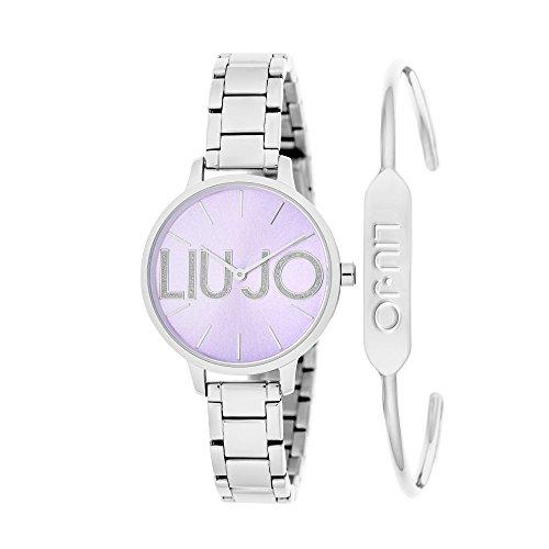 orologio solo tempo donna Liujo Couple trendy cod. TLJ1287