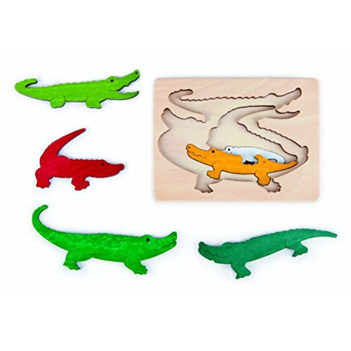 George Luck GLU-6508 Crocodiles