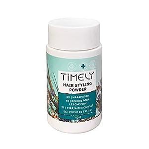 Timely - Polvo voluminizador, 10 g