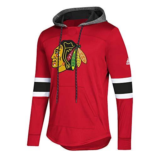 NHL Men's Platinum Jersey Hooded Sweatshirt