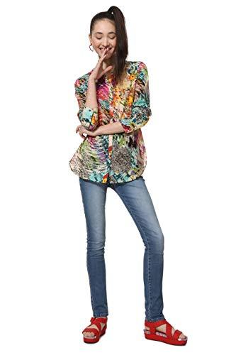 Camisa Desigual Ofelia - Multi color - XX-Large