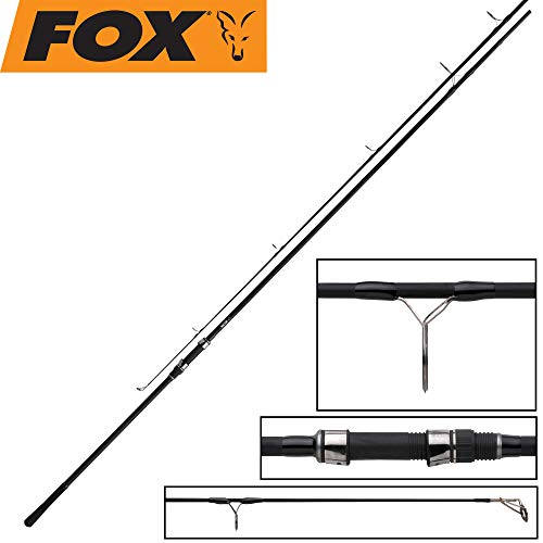 Fox Eos 10ft 3,5lbs Karpfenrute, Angelrute zum Karpfenangeln, Grundrute zum Angeln auf Karpfen, Rute zum Karpfenfischen