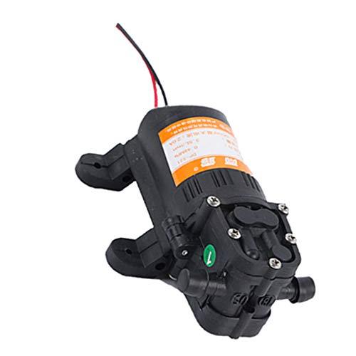 Bomba Eléctrica Pulverizador Bomba Hidráulica Autocebante - Negro 4 piernas