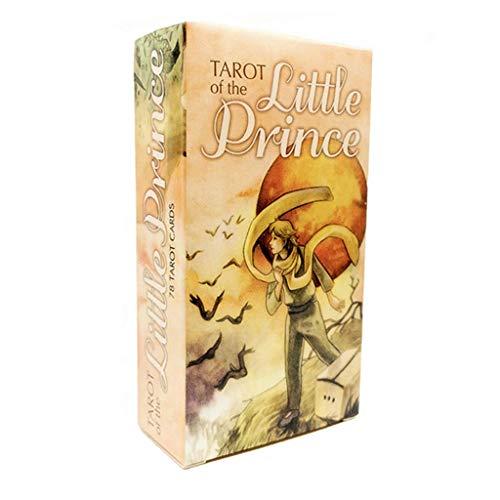 Dalin Tarot-of The Little Prince Wahnsinn-Spiel mit 78 Karten