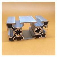 HIGHER MEN 耐久性の高い品質 産業アルミニウムプロファイルOB 4545L - スロット10 / 4545L - スロット10/4590-SLOT10 / 50100ライトスロット10/50100ヘビースロット8/50100スロット10 信頼性があり (Color : 50100, Guide Length : 950mm)
