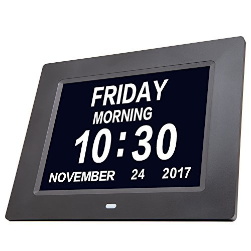 VOBOT Day Clock Extra Large