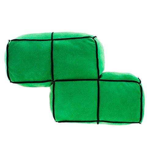 getDigital 12384 - Arcade Blocks Retro Computerspiel Sofakissen Dekokissen S-Form