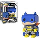 Funko Pop!- 22014 DC: 8-bit Classic Batgirl Blue, Multicolor