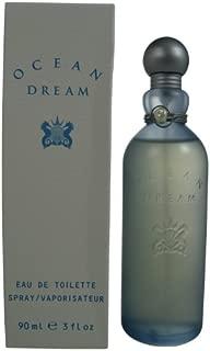 Designer Parfums of London Ocean Dream Eau De Toilette Spray for Women, 3.0 Fluid Ounce