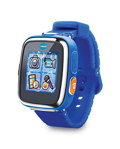 Vtech 171603 Kidizoom DX Smart Watch / Armbanduhr für Kinder, Blau