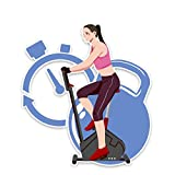 CTMNB Auto-Aufkleber 13,4 * 12,1 cm Interessant Laufen Fitness Laufband Zubehör Auto Aufkleber