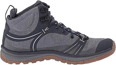KEEN Women's Terradora Mid Waterproof Hiking Boot, Blue Nights/Blue Mirage, 5 M US