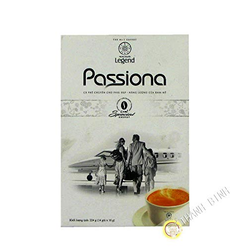 Café crème löslich G7 Passiona TRUNG NGUYEN 14x16g Vietnam
