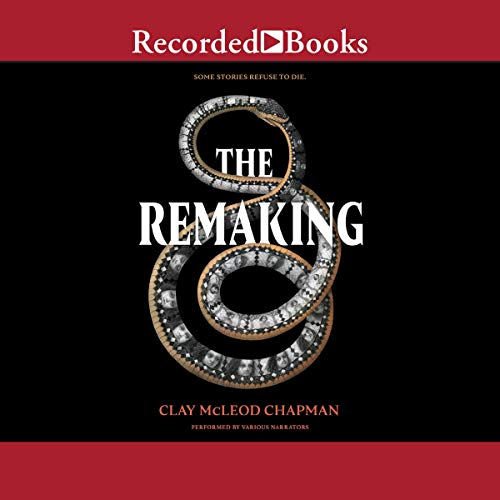 The Remaking audiobook cover art