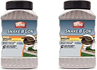 Ortho Snake B Gon Snake Repellent Granules, 2-Pound (Not Sold in AK) (Pack of 2)