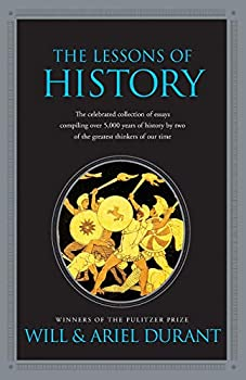 Paperback The Lessons of History Book
