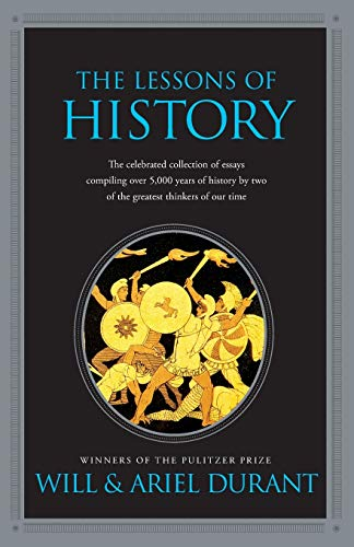 Compare Textbook Prices for The Lessons of History 1 Edition ISBN 8601420220881 by Durant, Will,Durant, Ariel