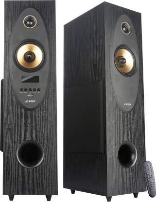 F&D T35X 80 W Bluetooth Tower Speaker (Black, 2.0 Channel)