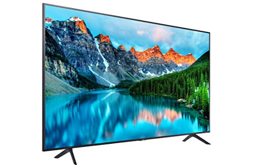 Samsung Monitor BET-H Business Tv da 43'', 4k UHD 3840×2160 pixel, DVB-T2CS2, Wi-Fi, Nero