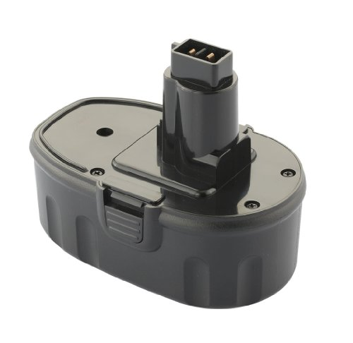 PATONA Batterij compatibel met Dewalt - Black & Decker - ELU and Würth gereedschap/tools 18 Volt, 3000 mAh
