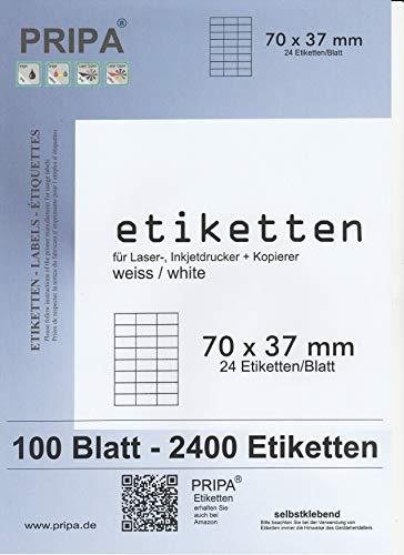 Pripa–Etiquetas autoadhesivas formato 70x