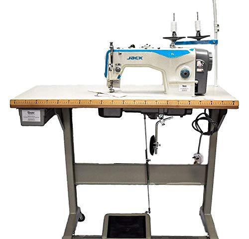Jack F 4 Direct Drive Lockstitch máquina de coser industrial.