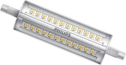Philips Lighting Linear LED-Lampe R7S 14 W Entspricht 100 W, Weiß, Abmessungen 2,9 x 11,8 cm [Klasse A++]