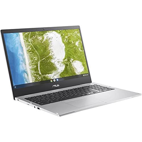 ASUS クロームブック Chromebook CX1 CX1500 ノートパソコン(15.6インチ/日本語キーボード/Webカメラ/インテル Celeron N4500/4GB・64GB/シルバー)【日本正規代理店品】【あんしん保証】CX1500CKA-EJ0015