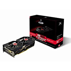 Image of XFX RX 590P8DFD6 Radeon. Brand catalog list of XFX. It's score is 4.5 over 5.