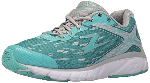 Zoot Damen Triathlon Laufschuh Solana 2 Farbe Aquamarine/Light Grey/Silver W Solana 2 - Aquamarine/Light Grey/Silver 37,5