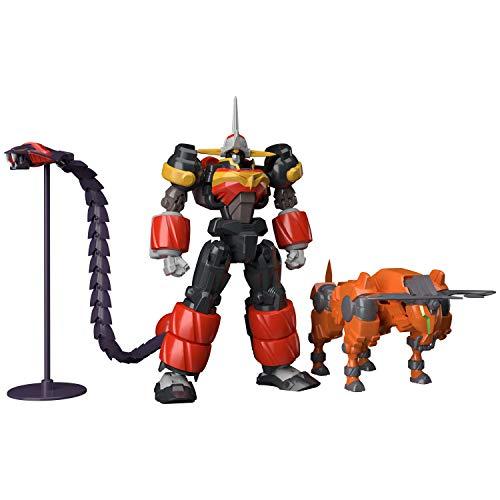BANDAI スーパーミニプラ GEAR戦士電童 凰牙&データウェポンセット (1個入) 食玩・ガム (GEAR戦士 電童)