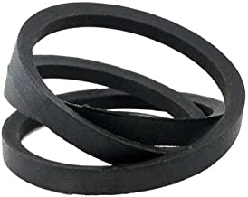 D/&D DDA124 A124 Profile Conventional Wrapped Industrial V Belts Production Range: 12-310 Top Width: 1//2 Depth: 5//16 Outside Length 126 A//4L Rubber