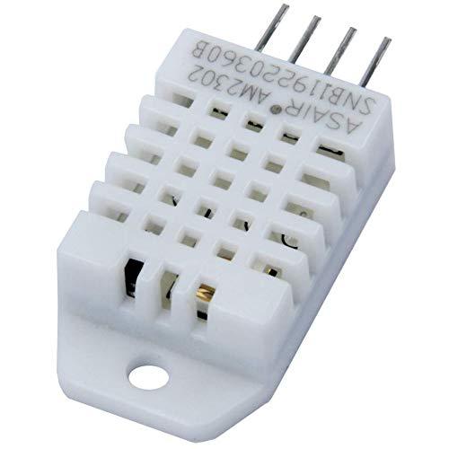 TeOhk DHT22 AM2302 Digitale Temperatursensor und Luftfeuchtigkeitssensor mit geringem Stromverbrauch und langer Übertragungsreichweite