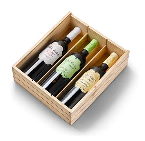 Pata Negra - Estuche de 3 Botellas de Vino D.O. Jumilla - Apasionado, Apasionado Sin Sulfitos y Apasionado Ecológico - Estuche de 3 Botellas x 750 ml