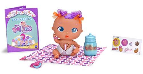 The Bellies - Muak -Muak, muñeco interactivo para niños y niñas de 3 a 8...