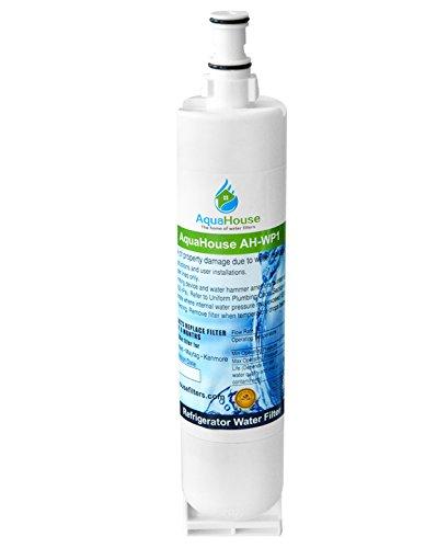 Filtro Acqua Compatibile Con Frigoriferi Whirlpool, Può Sostituire I Modelli SBS002, S20BRS, 4396508, 481281729632