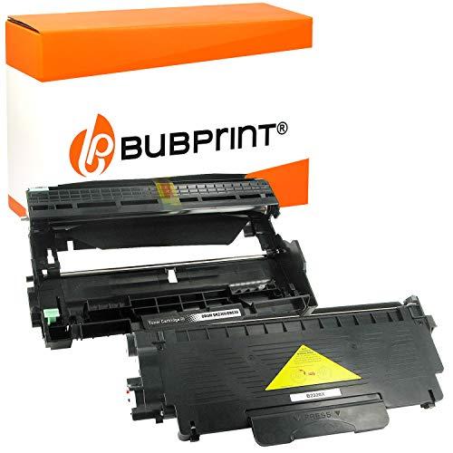 Bubprint Kompatibel Toner und Trommel als Ersatz für Brother TN-2320 DR-2300 DCP-L2500D DCP-L2520DW DCP-L2540DN DCP-L2560DW HL-L2300D HL-L2340DW HL-L2360DN HL-L2365DW MFC-L2700DN MFC-L2700DW 2er-Pack