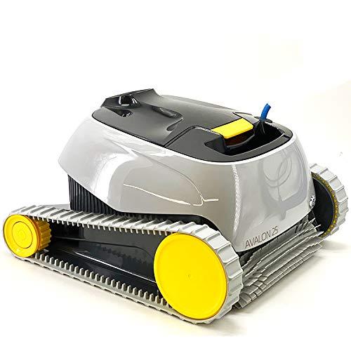 Dolphin Avalon 25 - Robot limpiafondos para Piscinas (Fondo,