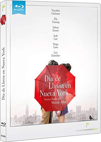 Día De Lluvia En Nueva York [Blu-ray]