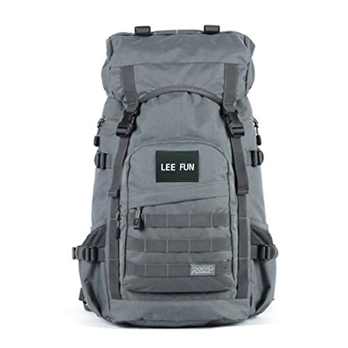 ROGISI リュックサック メンズ ハイキングバックパック 登山用リュック 50L 大容量ザック 防水 バックパッ...