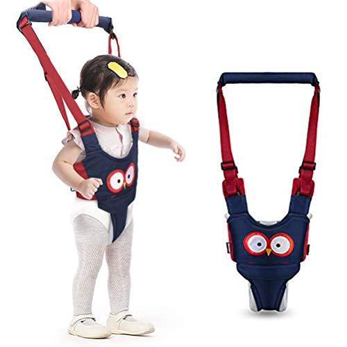 Auplew Baby First Walkers Leashs de sécurité Pratiques Handheld Baby Walker Harnais de sécurité pour Tout-Petits Portable