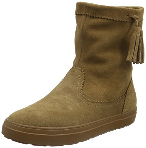 crocs Women's Lodge Point Suede Pull-on