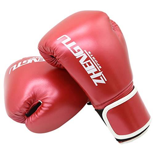 JIAN bokshandschoenen Muay Thai bokszak training sparring kickboksen zandzak leder bokshandschoenen gemaakt van het beste materiaal voor lange houdbaarheid sparring en boxen met optimale schokdemping.