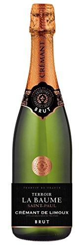 La Baume, Brut Terroir Crémant de Limoux - 6 bottiglie da 750 ml