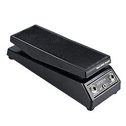 powerful Guitar Pedal, Dafon DF2210 Classic Wah Pedal Wah Guitar Effects Pedal, Black.