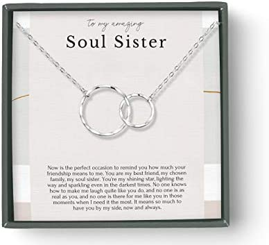 HOPE LOVE SHINE Soul Sister Sterling Silver product image